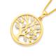 9ct Diamond Tree of Life Pendant